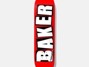 Tabla Baker Brand Logo 8.5